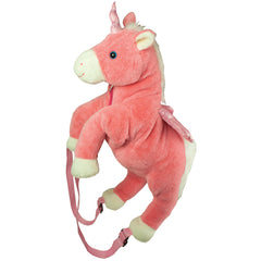 Backpack Unicorn Pink - K and K Creative Toys