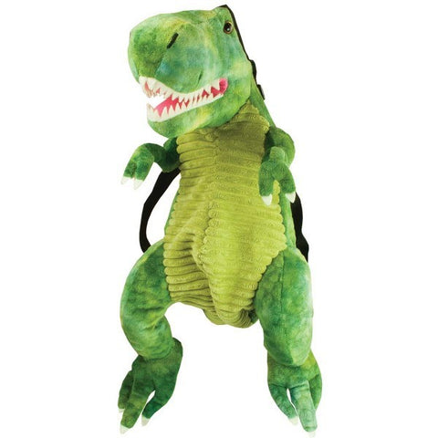Backpack Dinosaur Green