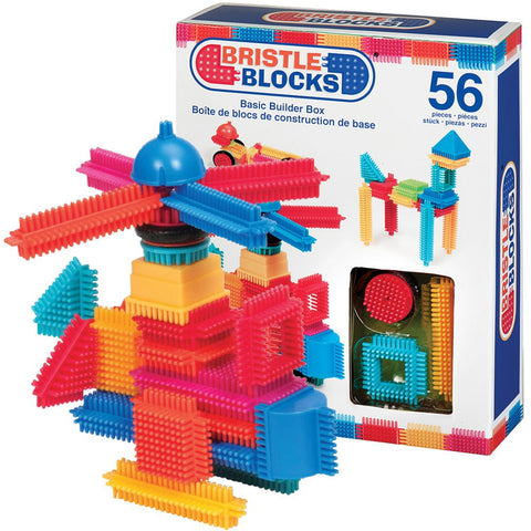Battat Bristle Blocks 56pc