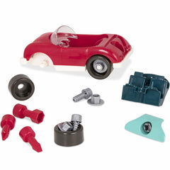Battat Take Apart Roadster Red 4