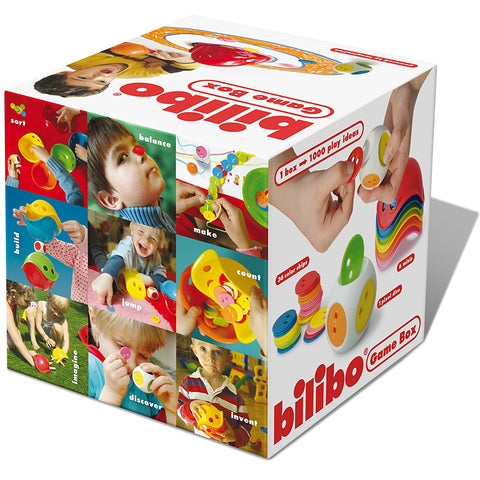Bilibo Game Box - K and K Creative Toys
