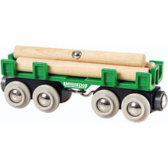 Brio Lumber Loading Wagon 4pc 1