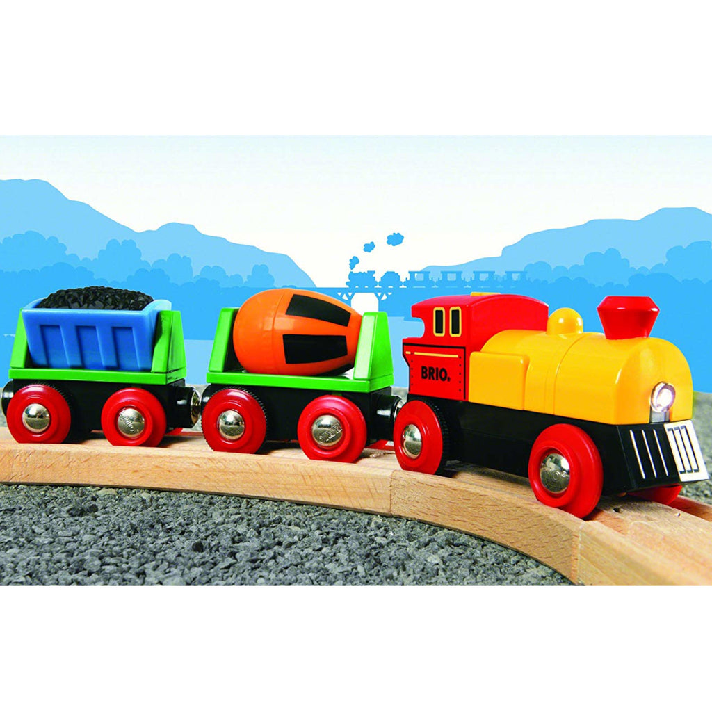 Brio Battery Operated Action Train 3