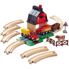 Brio Farm Railway Set - K and K Creative Toys
