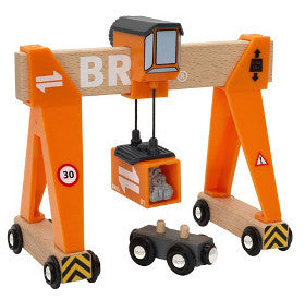 Brio Gantry Crane 33732 - K and K Creative Toys