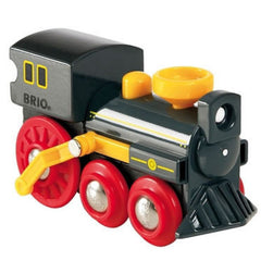 Brio Old Steam Engine - K and K Creative Toys