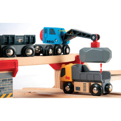 Brio Rail & Road Loading Set 3