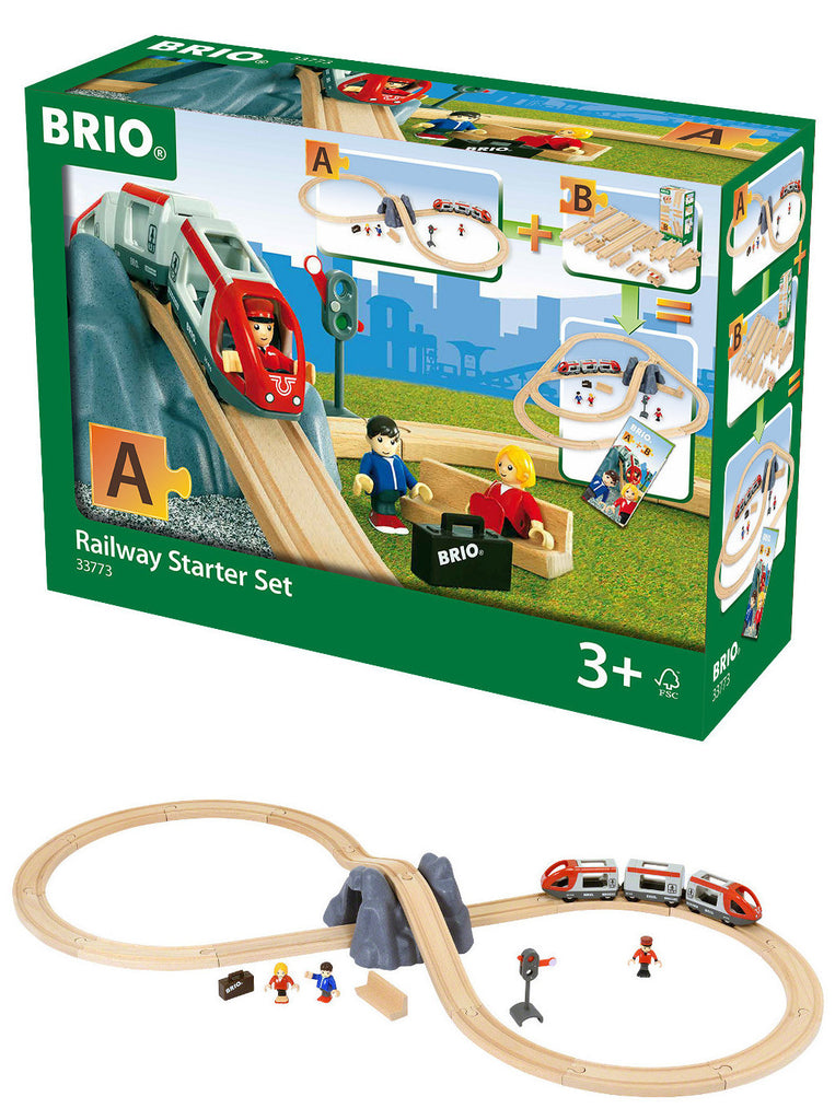 Brio Railway Starter Set - K and K Creative Toys