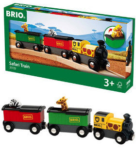 Brio Safari Train Wooden