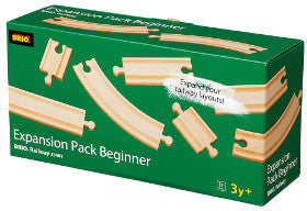 Brio Train Expansion Pack Beginner 11pc