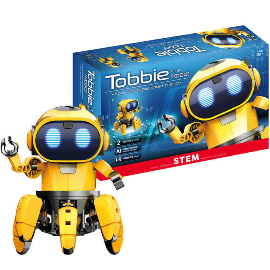 CIC Tobbie the Robot Infrared 2 Models 6