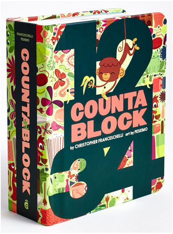 Counta Block Book