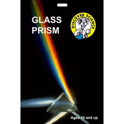 Glass Prism - K and K Creative Toys