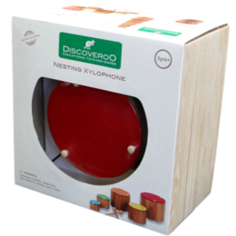 Discoveroo Nesting Xylophone Wooden