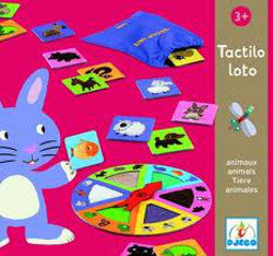 Djeco Loto Tactilo Game - K and K Creative Toys
