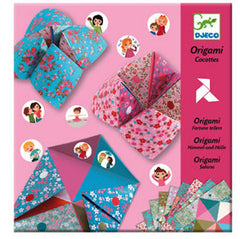 Djeco Fortune Tellers - K and K Creative Toys