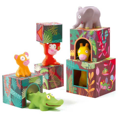 Djeco Maxi Topanijungle - K and K Creative Toys