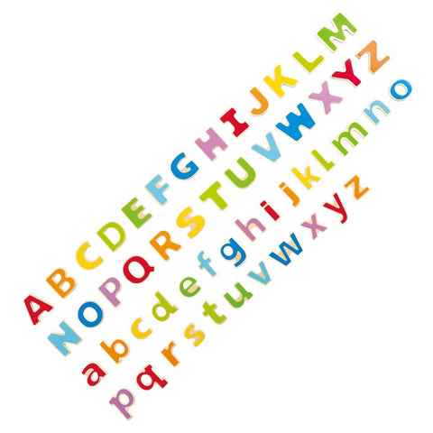 Hape Magnetic Letters ABC Wooden