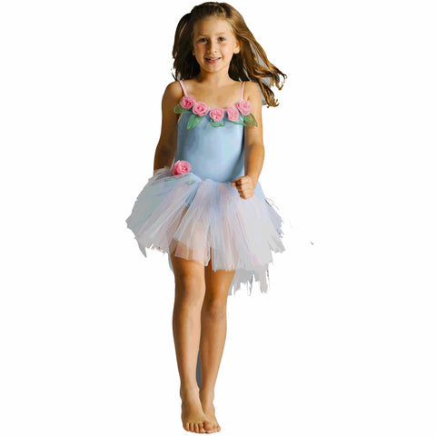 Fairy Girls Dress Up Blushing Rose Fairy Small