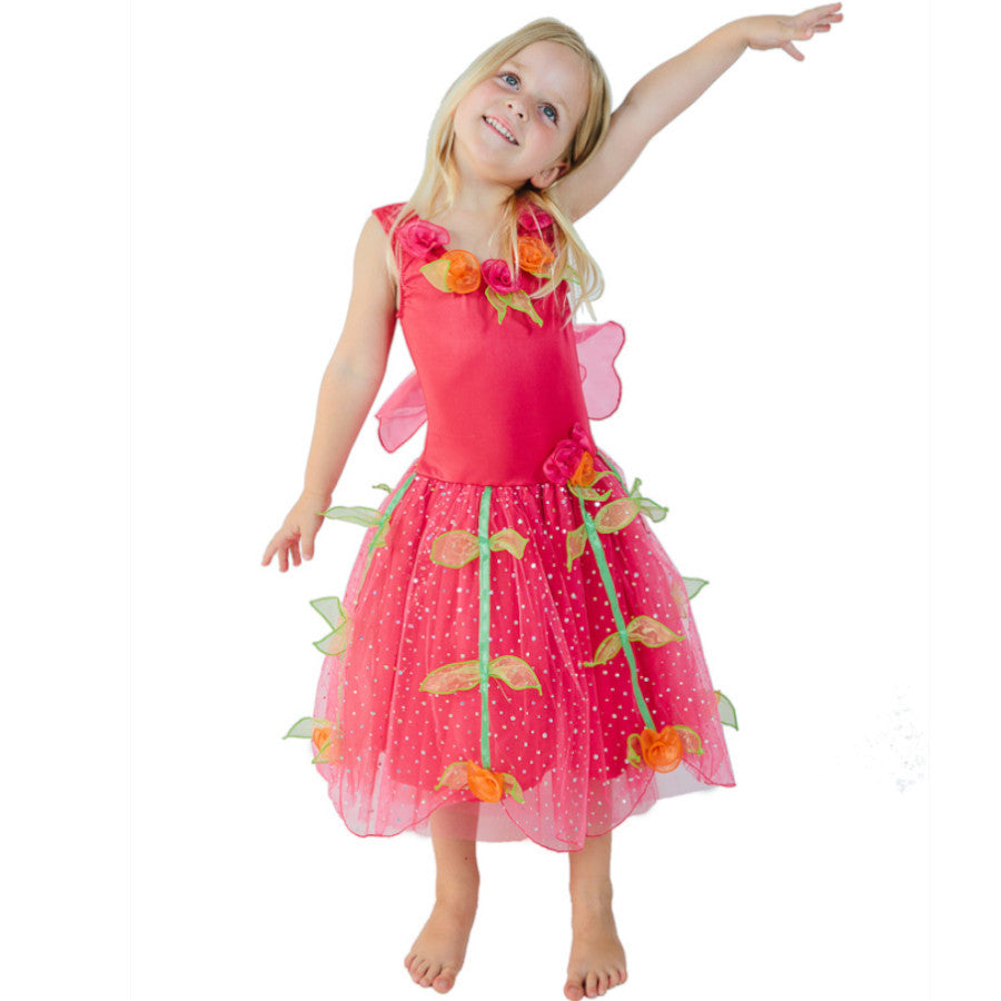 Dress Up Faraway Fairy Dress Hot Pink