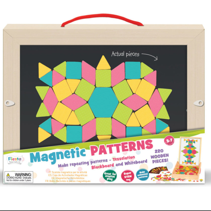 Fiesta Crafts Magnetic Patterns