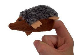 Animals of Australia Finger Puppet Echidna
