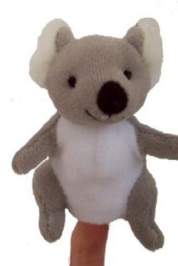 Animals of Australia Finger Puppet Koala