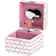 Floss & Rock Jewellery Box Musical Unicorn 1