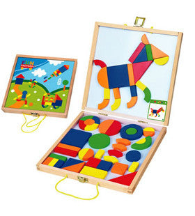 Fun Factory Magnetic Shapes 42pcs