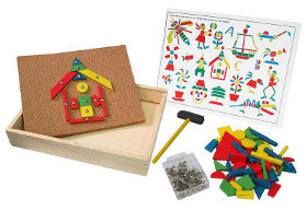 Fun Factory Tap a Pic Set Wooden - K and K Creative Toys