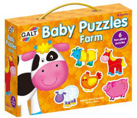 Galt Puzzle Baby Farm - K and K Creative Toys