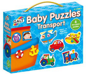 Galt Puzzle Baby Transport - K and K Creative Toys