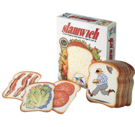 Gamewright Slamwich Card Game - K and K Creative Toys