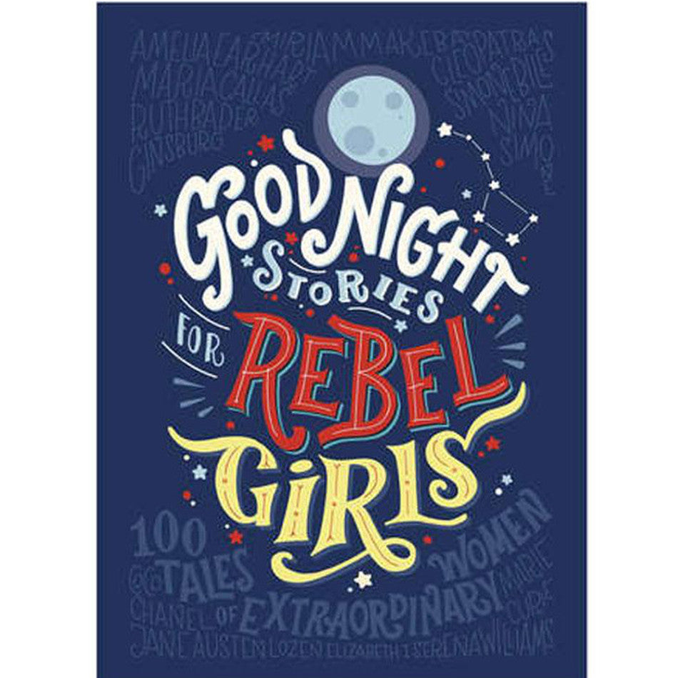 Good Night Stories Rebel Girls