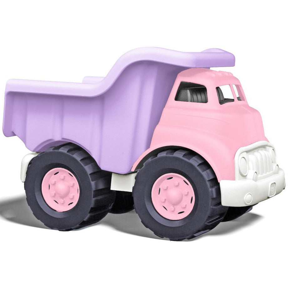 Green Toys Dump Truck Pink & Purple