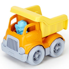 Green Toys Dumper Truck Small with Worker