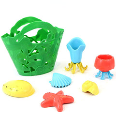 Green Toys Tide Pool Bath Set 1