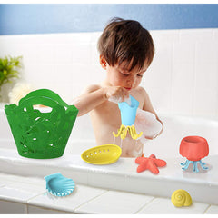 Green Toys Tide Pool Bath Set 2