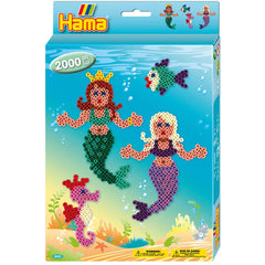 Hama Box Mermaids