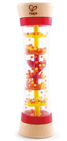 Hape Beaded Raindrops Red/Yellow