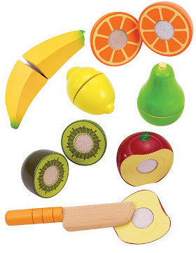 Hape Fruit Seasons Best Fresh Wooden 7pc