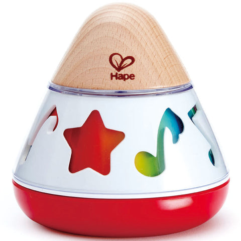 Hape Music Box Rotating