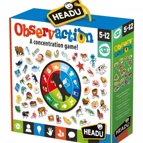 Headu Observation Game