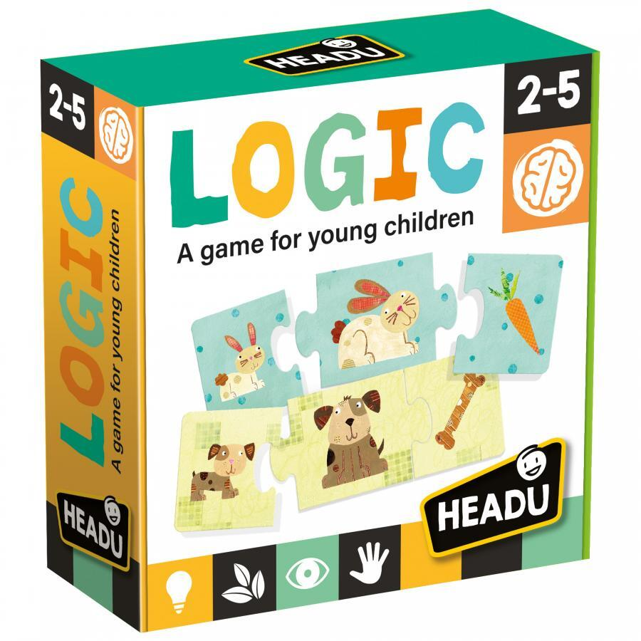 Headu Puzzle Logic Animals 12 3