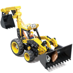 Hexbug Vex Robotics Backhoe 200+pieces 2