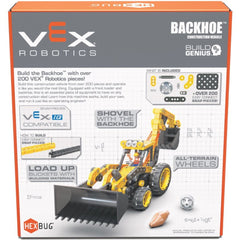 Hexbug Vex Robotics Backhoe 200+pieces 4