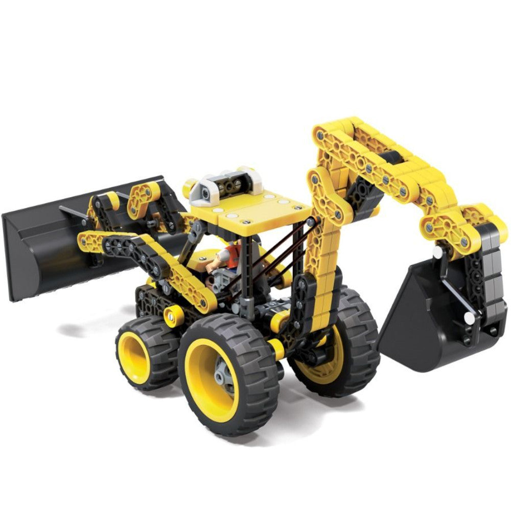 Hexbug Vex Robotics Backhoe 200+pieces 3