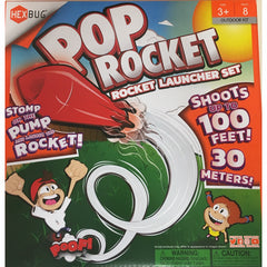 Hexbug Pop Rocket Launcher Set