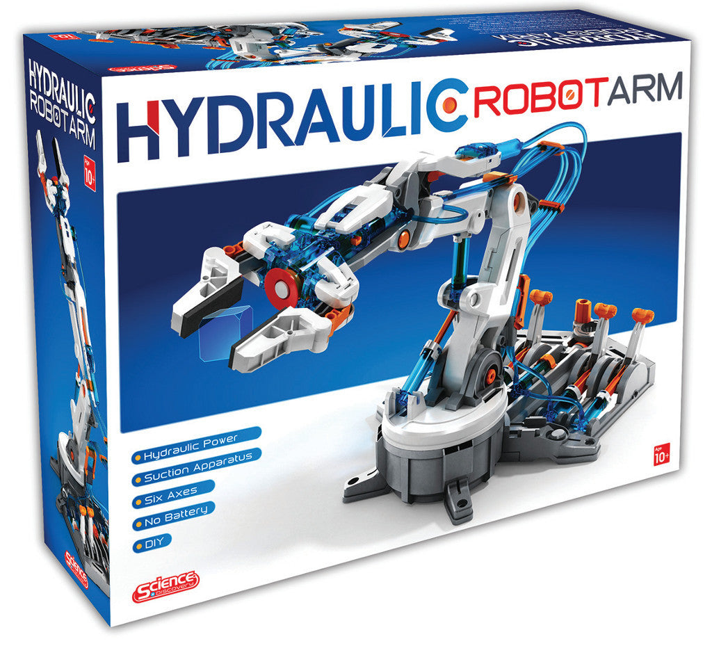 Hydraulic Arm Robot2