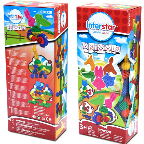 Interstar Animals 32pc